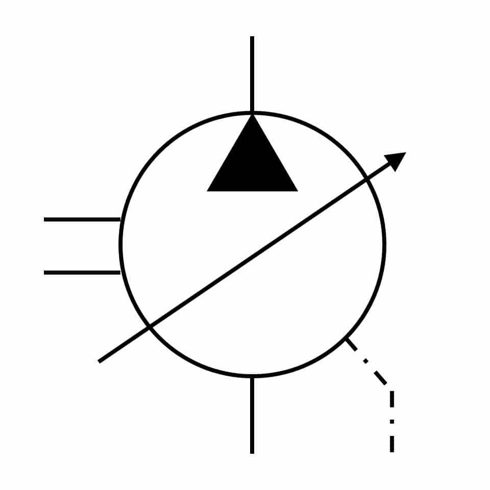 TB 05至12 Product Symbol | Oilgear