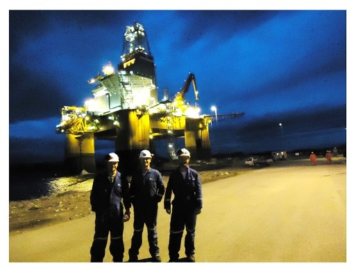 Oilgear Offshore Rig Pass Install and Commissioning