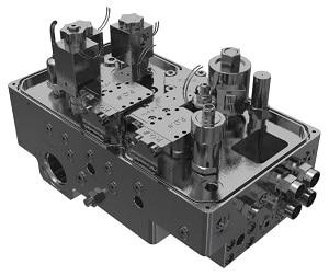 Oilgear ROV Subsea Control Manifold