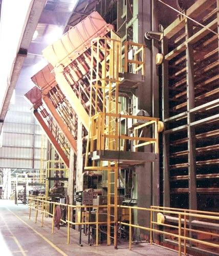 Oilgear Wood Press Control